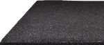 gummi schutzmatten f r balkon und flachdachst nder 105 x 105 cm dura sat gmbh co kg. Black Bedroom Furniture Sets. Home Design Ideas