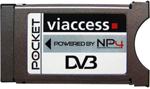 Viaccess HDTV Modul