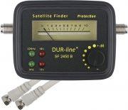 DUR-line SF 2450 B - Satfinder schwarz