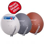 DUR-Line Select 60/65 - Alu Sat-Antenne