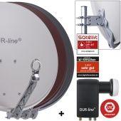 DUR-line Select 60 + UK 104 LNB - Einkabel Set