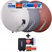 DUR-line Select 85/90 + +Ultra Twin LNB