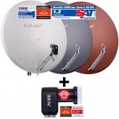DUR-line Select 85/90 + +Ultra Quad LNB