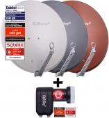 DUR-line Select 75/80 + +Ultra Twin LNB