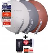 DUR-line Select 75/80 + +Ultra Quattro LNB
