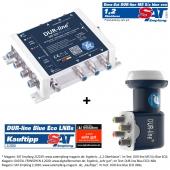 DUR-line MS-S Blue ECO - Multischalter Sets
