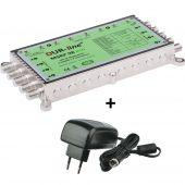 DUR-line MSRP 98 eco NT - Multischalter mit Netzteil