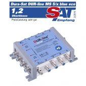 DUR-line MS 5/8 Blue ECO - Multischalter 1 SAT / 8 Teilnehmer