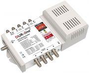 DUR-line DCR 5-1-8-L4 Basisgerät - Einkabellösung DCR 5-1-8-L4 Basisgerät