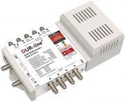 DUR-line DCR 5-2-4-L4 Basisgerät - Einkabellösung DCR 5-2-4-L4 Basis