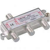 DUR-line D3FV - SAT/BK-Verteiler 3fach