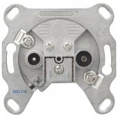 Spaun ASD 210 - Durchgangsdose