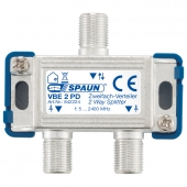 Spaun VBE 2 PD - Verteiler
