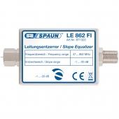 Spaun LE 862 FI - Leitungsentzerrer