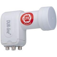 DUR-line +Ultra Quattro white - LNB Quattro