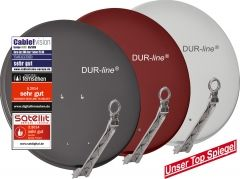 DUR-Line Select 75/80 - Alu Sat-Antenne