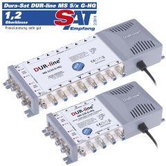 DUR-line MS 5 G HQ - Multischalter