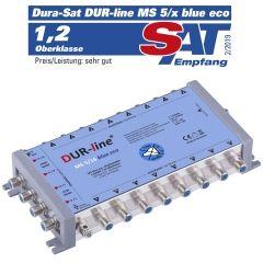 DUR-line MS 5/16 Blue ECO - Multischalter 1 SAT / 16 Teilnehmer