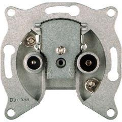 DUR-line DBK 10dB - BK-Durchgangsdose 10 dB Durchgangsdose