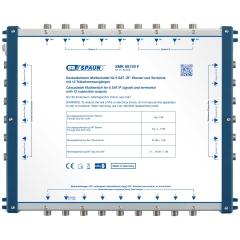 Spaun SMK 99129 F - Multischalter