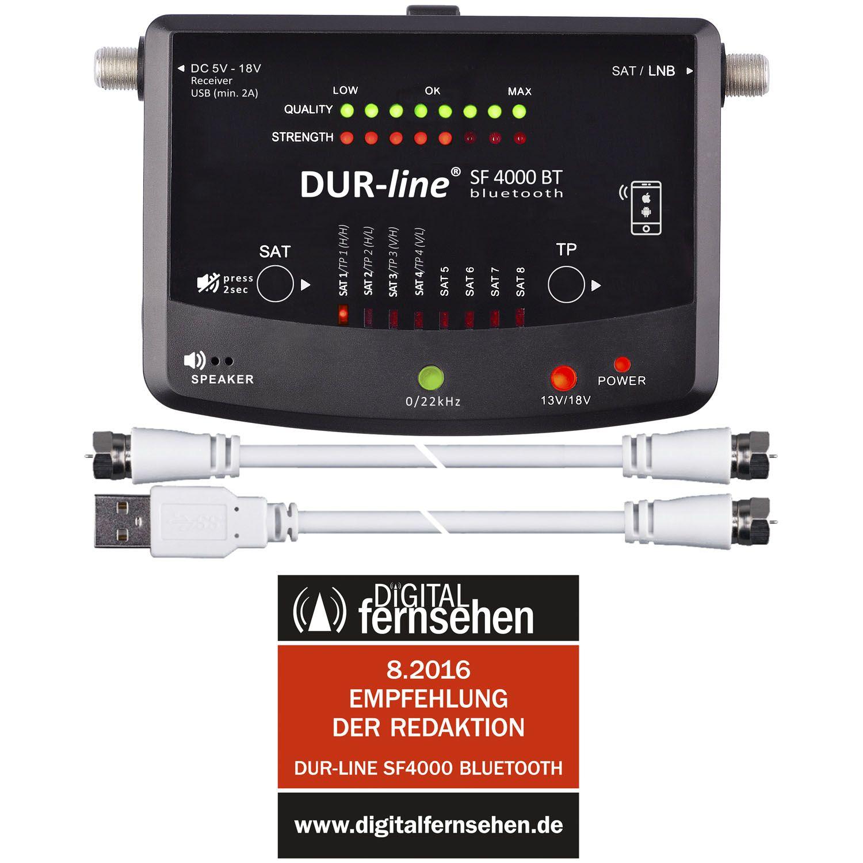 DUR-line SF 4000 BT - Satfinder