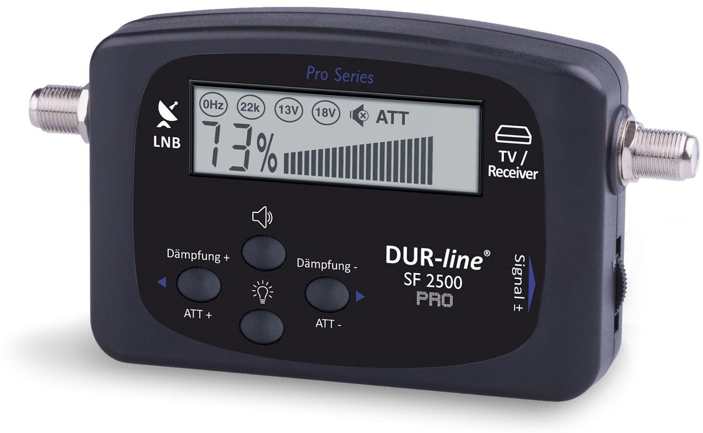 DUR-line SF 2500 Pro - Satfinder