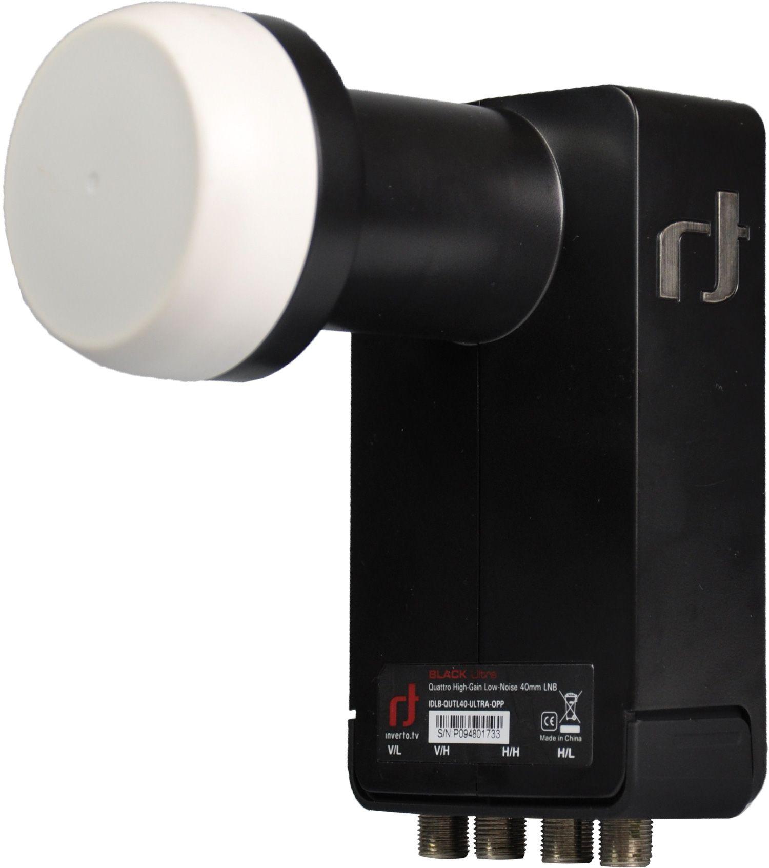 Inverto Black Ultra Quattro - LNB
