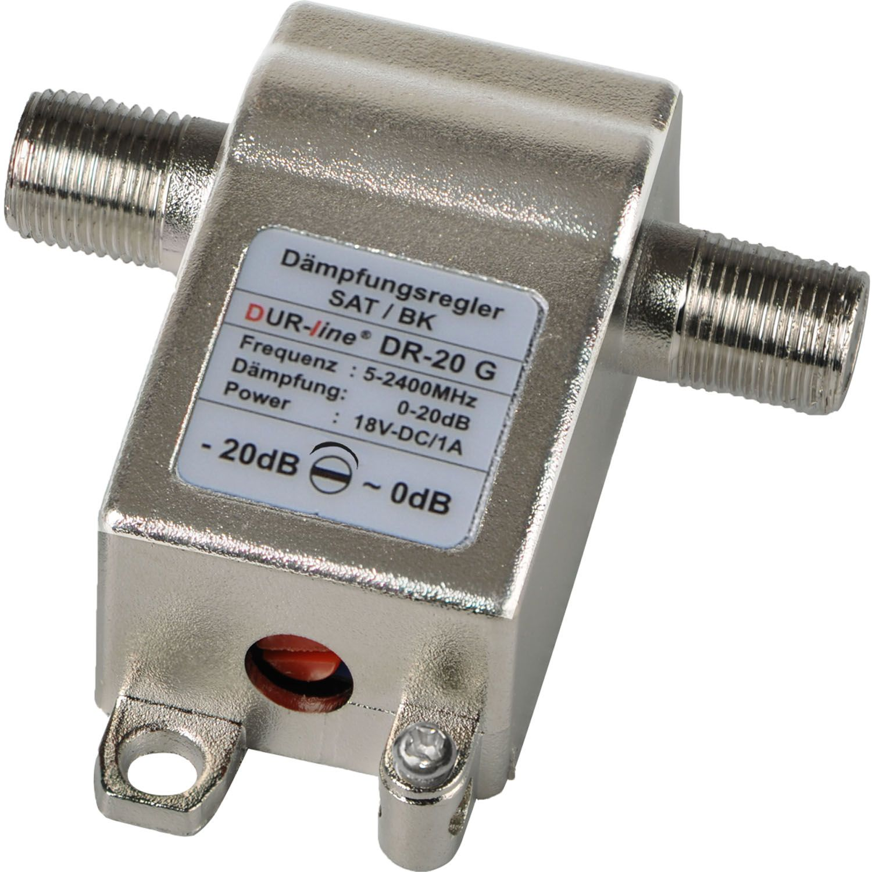 DUR-line DR 20G - SAT/BK Dämpfungsregler