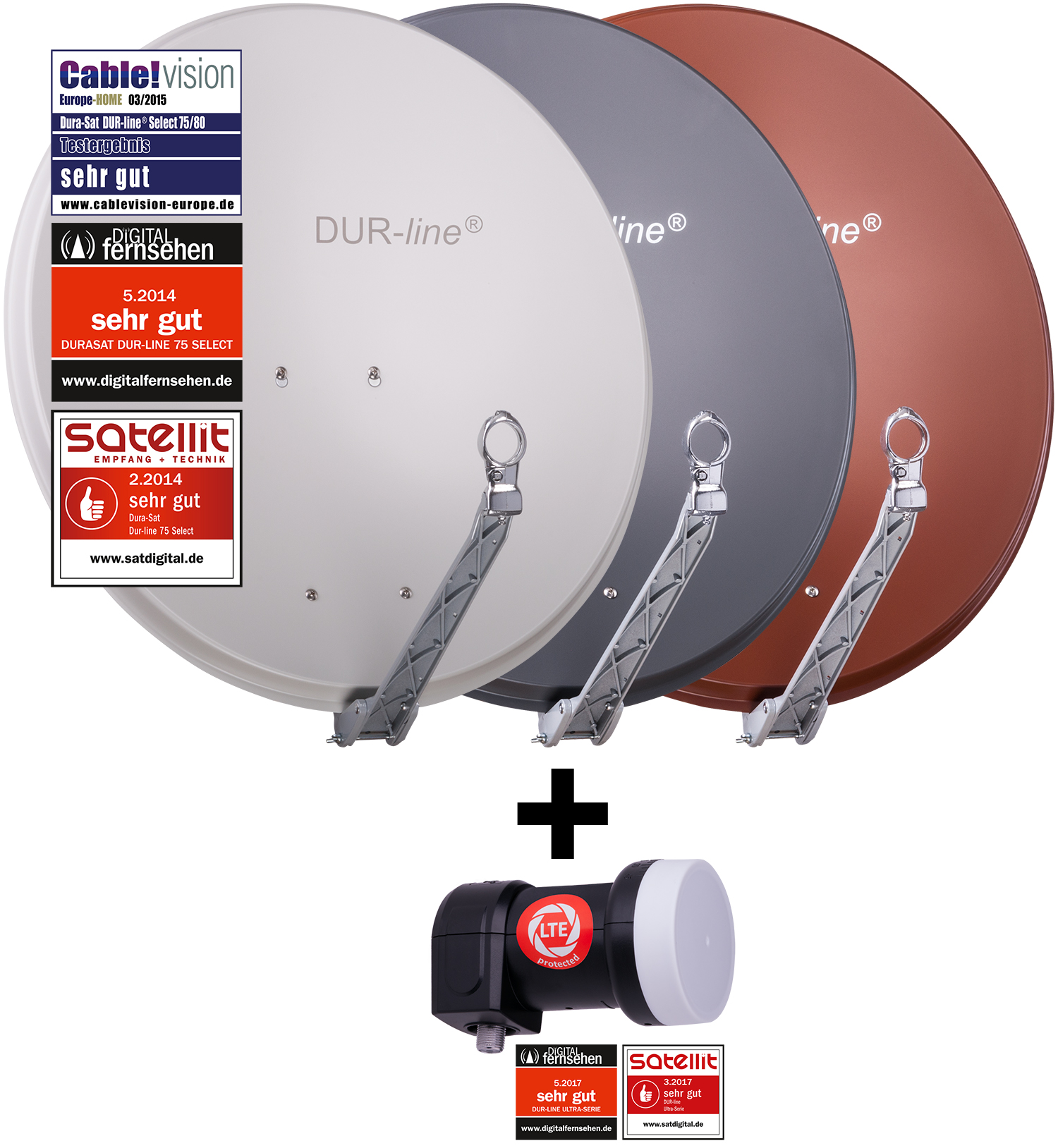 DUR-line Select 75/80 + +Ultra Single LNB