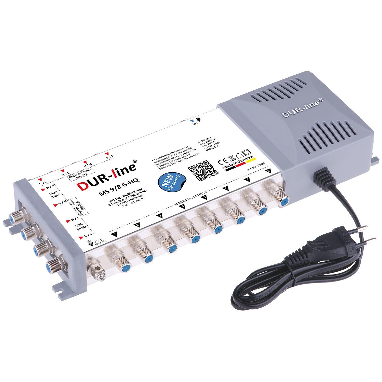 DUR-line MS 9 G HQ - Multischalter