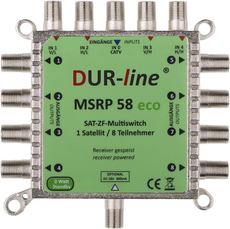 DUR-line MSRP - Multischalter Serie