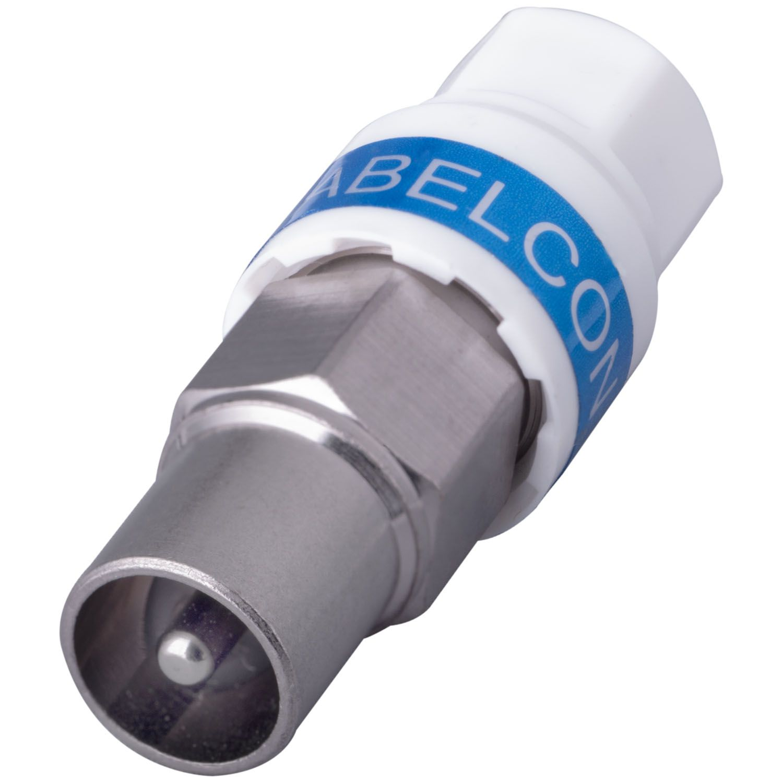 Cabelcon IECM-56 5.1 Self Install  - IEC-Kompressionsstecker