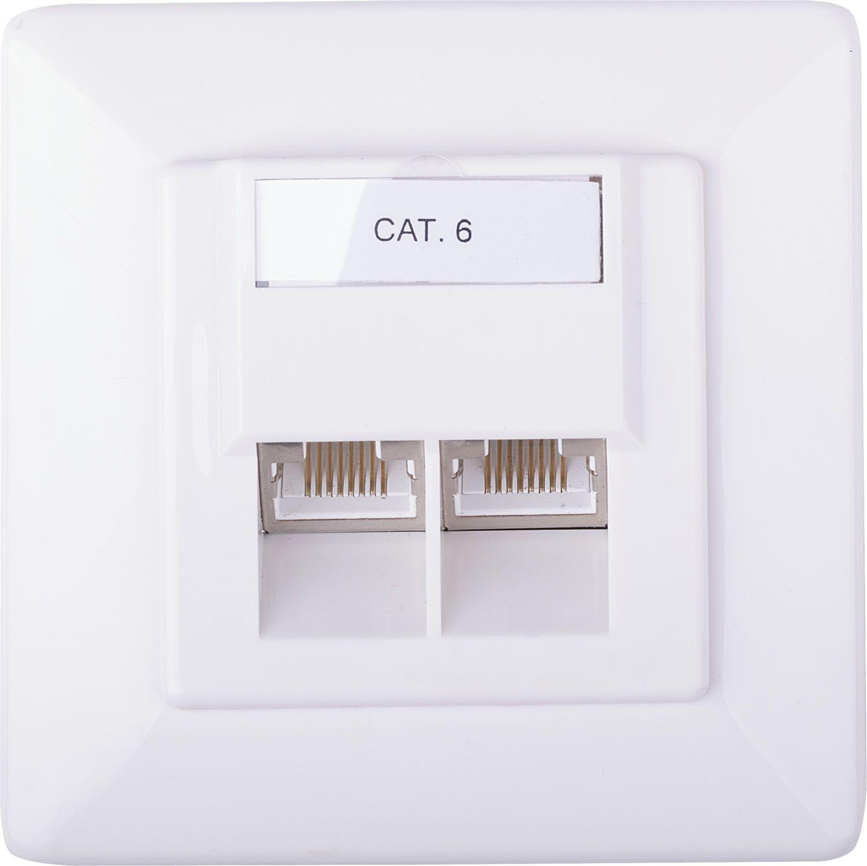 CAT 6 APD - Netzwerkdose