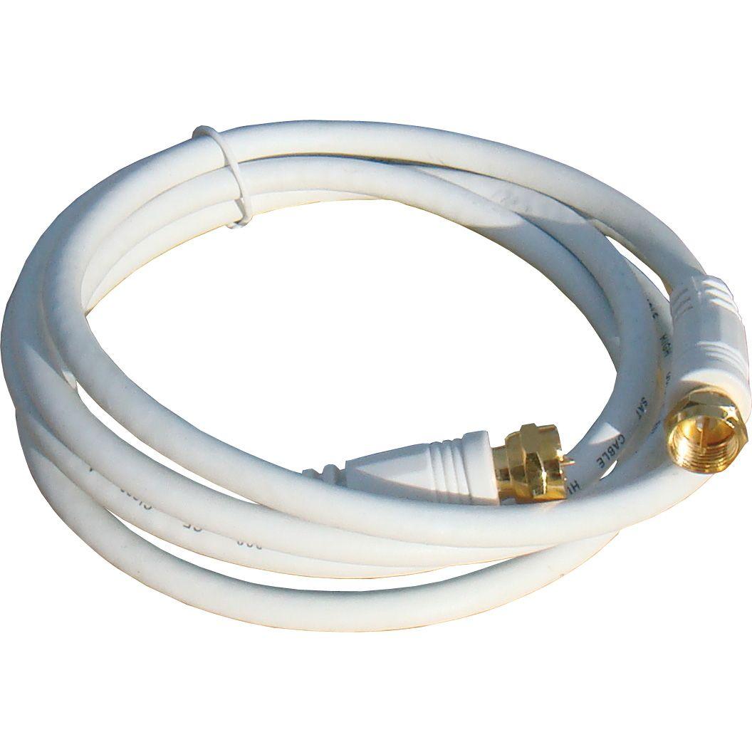 FF 1,5m Gold - F-F Anschlusskabel 1,5m