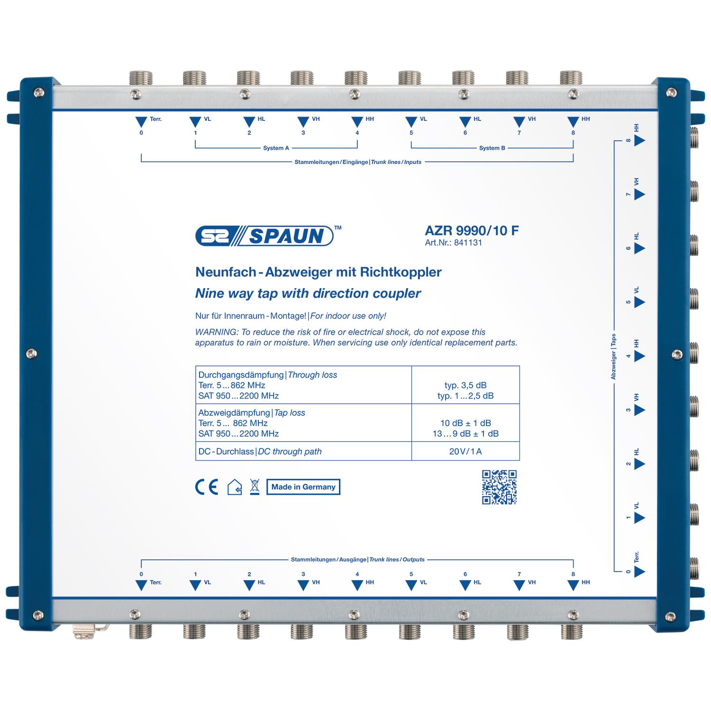 Spaun AZR 9990/10 F - Abzweiger